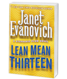 Lean Mean Thirteen Book Cover