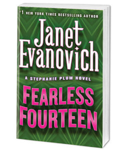 Fearless Fourteen Book Cover