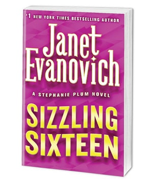 Sizzling Sixteen Book Cover