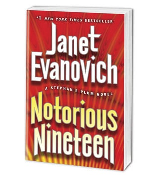 Notorious Nineteen Book Cover