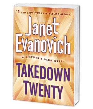 Takedown Twenty Book Cover