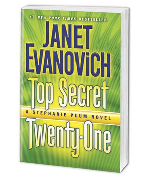 Top Secret Twenty-One Book Cover