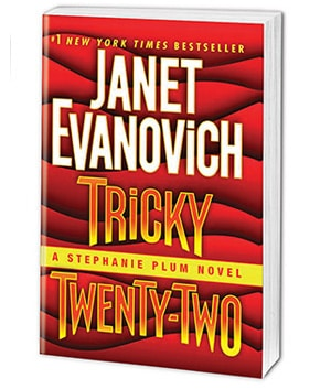 Tricky Twenty-Two Book Cover
