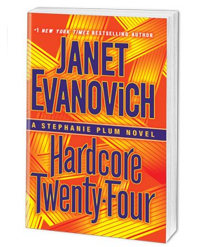 Hardcore Twenty-Four Book Cover