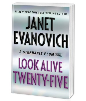 Look Alive Twenty-Five Book Cover