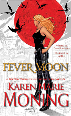 Fever Moon Book Cover