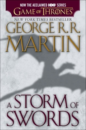 A Storm of Swords Book Cover