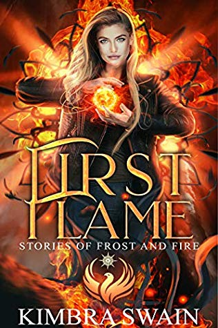 First Flame Book Cover