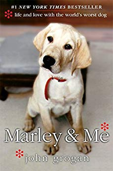 Marley & Me: Life and Love with the World's Worst Dog Book Cover